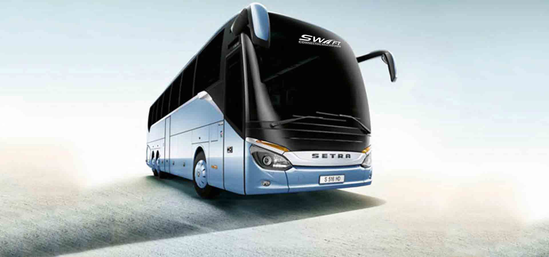 UAE's Best Bus Rental Services