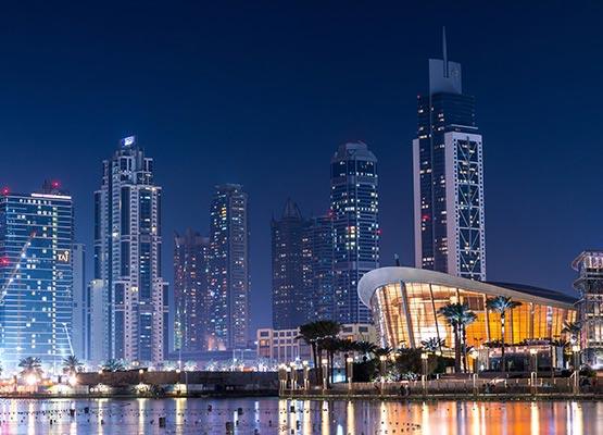 Bus Rental Company in Dubai