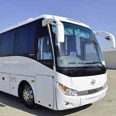 Rent 35 Seater Bus