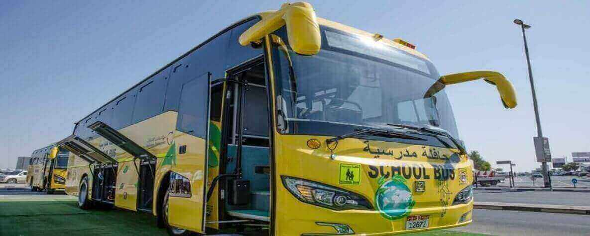 Reasons your school bus should be charted