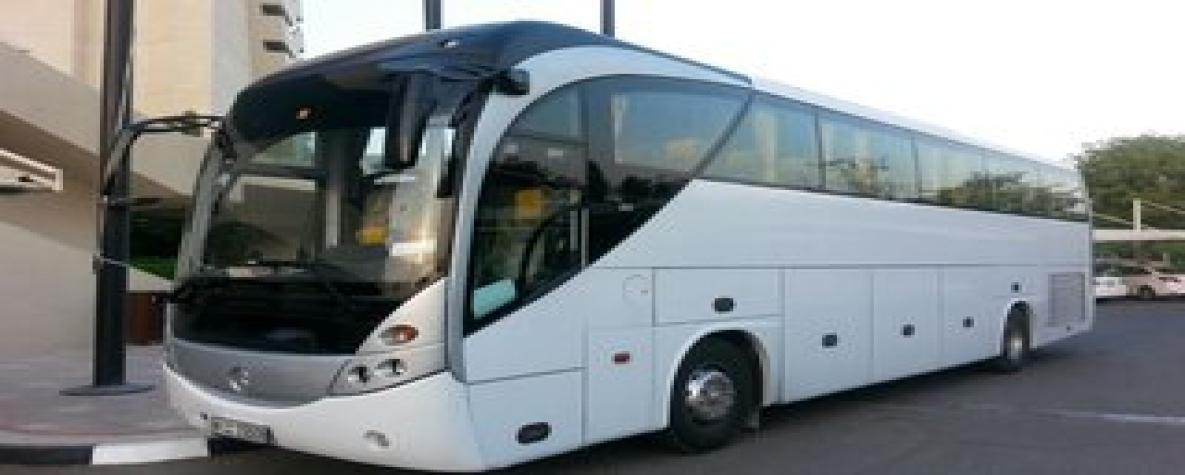 Best wedding bus rentals in Dubai