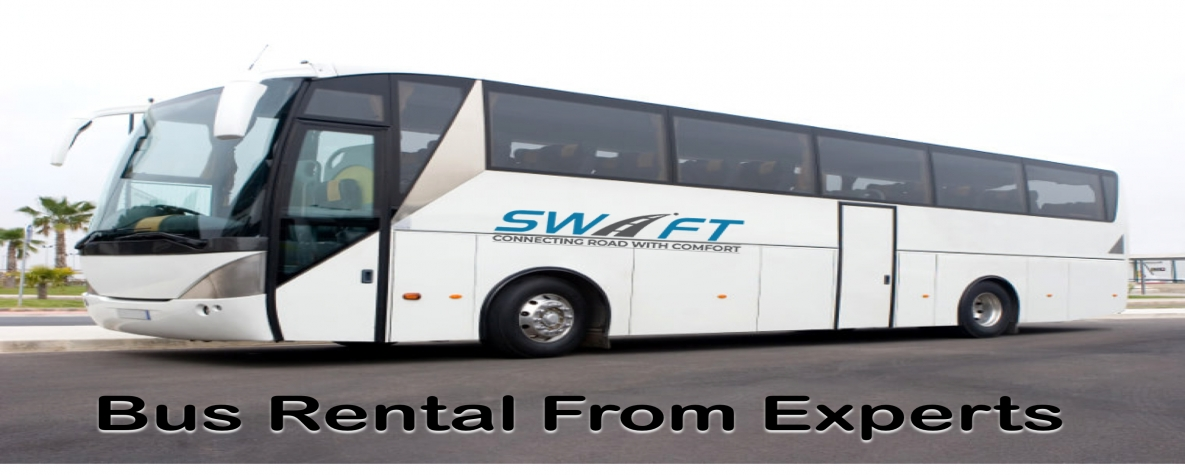 Why you should look for Leading Bus Rental Providers