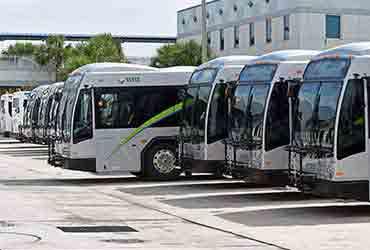 top bus rental companies in UAE